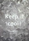 Paul Baars (1949)  -  Keep it Cool - Postcard -  C9671-1