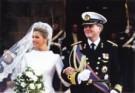 Gerald van Daalen  -  Maxima & Alex bruiloft - Postcard -  C9722-1