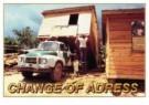 Thomas Haltner  -  Jamaica house-building 2002 - Postcard -  C9738-1