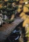 Anne Gadellaa  -  Bootjes in Oudegracht, Utrecht, 2001 - Postcard -  C9805-1