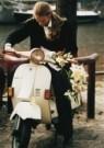 Francis Lake  -  Roos' bruidegom, 2002 - Postcard -  C9845-1