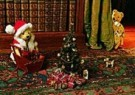 Mirja de Vries  -  Christmas Teds #4 - Postcard -  D0354-1