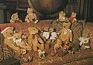 Mirja de Vries  -  Christmas Teds 11 - Postcard -  D0361-1