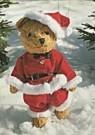 Mirja de Vries  -  Christmas Teds 12 - Postcard -  D0362-1