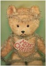 Ronald Hammega (1948)  -  Hammega/ Kerst-Beer. - Postcard -  D0405-1