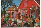 Anoniem,  -  Anoniem/Christmas time. - Postcard -  D0480-1