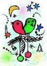 Carmen Berck  -  Vogels. - Postcard -  D0536-1