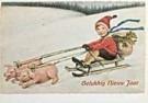 Anoniem,  -  Anoniem/Oude prentbriefkaart - Postcard -  D0620-1