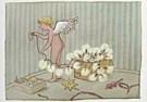Gertie Jaquet (1958)  -  Engel I - Postcard -  D0761-1