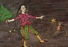 Capucine Mazille  -  C.Mazille/Kerstcircus - Postcard -  D0805-1