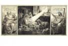 Cornelis Jetses (1873-1955)  -  Uit:In ruimer kring - Postcard -  D0901-1