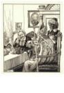 Cornelis Jetses (1873-1955)  -  C.Jetses/Uit:Het ruisende woud - Postcard -  D0914-1