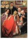 Cornelis Jetses (1873-1955)  -  uit:Het ruisende woud - Postcard -  D0915-1
