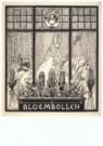 Cornelis Jetses (1873-1955)  -  Uit:In ruimer kring - Postcard -  D0916-1