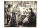 Cornelis Jetses (1873-1955)  -  Uit:Met ons vieren - Postcard -  D0919-1
