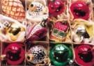 Francis Lake  -  Kerstballen zolder - Postcard -  D0925-1
