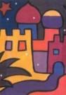 Shunyam  -  Magic night - Postcard -  D0939-1