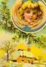 -  Oude prentbriefkaart - Postcard -  D1001-1