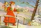 -  Prentbriefkaart, ca. 1950 - Postcard -  D1013-1