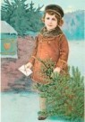 -  Prentbriefkaart, ca. 1910 - Postcard -  D1020-1