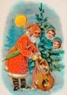 -  Prentbriefkaart, ca. 1900 - Postcard -  D1029-1