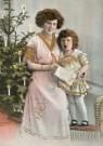 -  Prentbriefkaart, ca. 1910 - Postcard -  D1032-1