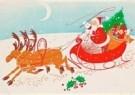 Willy Schermerle (1904-1995)  -  Prentbriefkaart, ca. 1960 - Postcard -  D1033-1