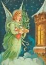 -  Prentbriefkaart, ca. 1905 - Postcard -  D1040-1