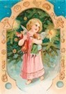-  Prentbriefkaart, ca. 1910 - Postcard -  D1041-1