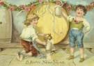-  Prentbriefkaart, ca. 1910 - Postcard -  D1069-1