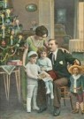 -  Prentbriefkaart, ca. 1910 - Postcard -  D1072-1