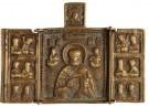 -  De Heilige Nicolaas en enkele heiligen - Postcard -  D1126-1