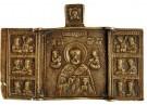 -  De Heilige Nicolaas en enkele heiligen - Postcard -  D1127-1