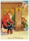 -  Betrapt door Sinterklaas - Postcard -  D1129-1