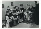 Spaarnestad Fotoarchief,  -  Kloosterschool van de Benedictijnen - Postcard -  D1174-1