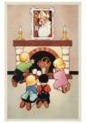 000004 -  Dank U Sinterklaasje - Postcard -  D1231-1