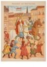 000004 -  Aankomst van Sint-Nicolaas - Postcard -  D1235-1