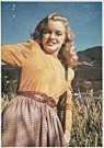 Bill Burnside (1926-1986)  -  Burnside/ M.Monroe,Malibu no.4 - Postcard -  F1191-1