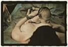 Jan Saudek (1935)  -  Saudek/ (baby aan borst) - Postcard -  F1693-1