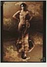 Jan Saudek (1935)  -  Saudek/ (knave of jack) - Postcard -  F1772-1