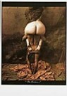 Jan Saudek (1935)  -  Saudek/(the burden) - Postcard -  F1774-1