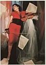 Irina Ionesco (1935)  -  Ionesco/ - Postcard -  F1822-1