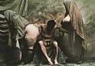 -  Jan Saudek/Martyr of Love - Postcard -  F1933-1