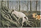 Tjarda Sixma (1962)  -  T.Sixma/Ook dieren hebben/Torc - Postcard -  F2036-1