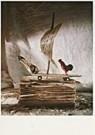 Rommert Boonstra (1942)  -  Rommert Boonstra/Untitled - Postcard -  F3017-1