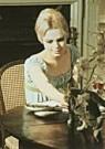 Nat Finkelstein (1933-2009)  -  N.Finkelstein/Edie + cat,1965 - Postcard -  F3134-1