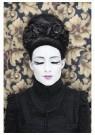 Micky Hoogendijk  -  Eyes Closed - Postcard -  MH010-1