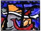 Jacoba v. Heemskerck 1876-1923 -  J.v.Heemskerck/Compositie/HGM - Postcard -  PA025-1