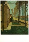 Jan Mankes (1889-1920)  -  Weg langs de Schoterlandse Compagnonsvaart - Book or stationery -  PC089-1