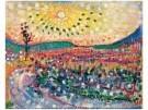 Jan Sluijters (1881-1957)  -  J. Sluijters/Oktoberzon - Postcard -  PC104-1
